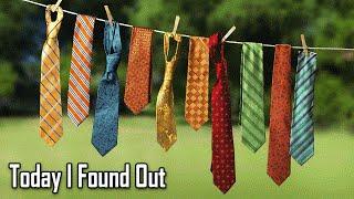The Origins of the Neck Tie