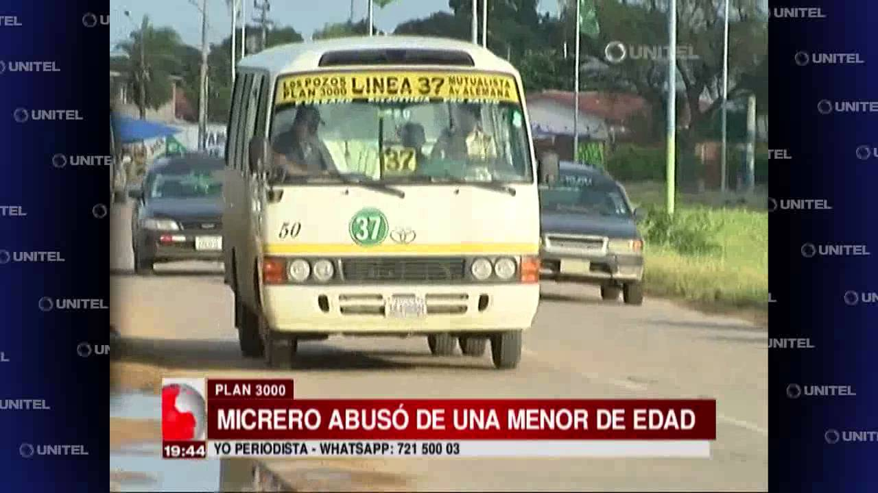 Resultado de imagen para Conductor de bus acusado de abusar de dos niñas