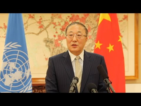 Chinese UN ambassador: China rejects 'baseless accusations,' opposes 'political virus'