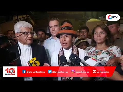 """Gregorio Rojas dice que lo """"arrinconaron"""" para firmar consenso - 10 minutos Edición Tarde"""
