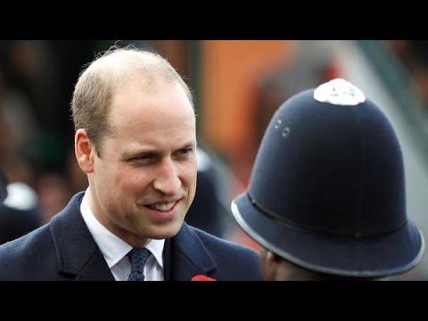 William grapt over huwelijk Harry