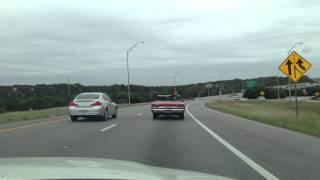 1964 Pontiac Lemans Convertible - Drive (chase)