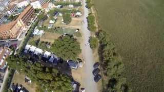 Camping La Sirena Estartit - Vista aérea