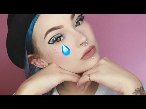 Thumbnail: full face of NYX/makeup tutorial. much disappointing. very fail.