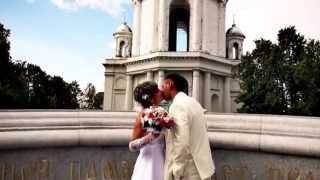 Свадьба Алексея и Анны: прогулка