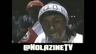 """Rare Footage of Cash Money Records In The Magnolia Project Shooting The Movie """"Baller Blocking"""""""