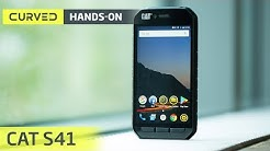 CAT S41 im Test: das Hands-on | deutsch