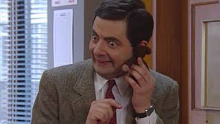 What Did Teddy Say? | Funny Episodes | Mr Bean Official