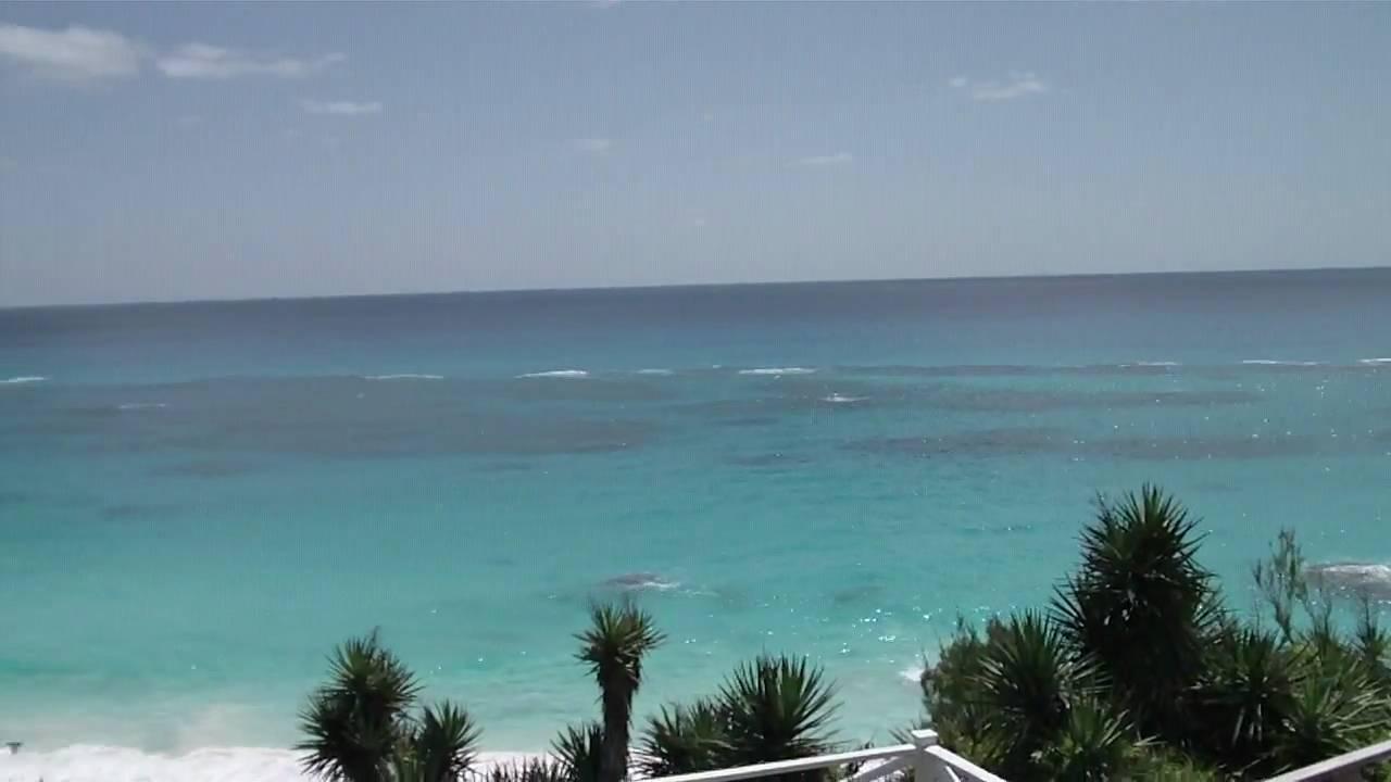 View From Marley Beach Bermuda