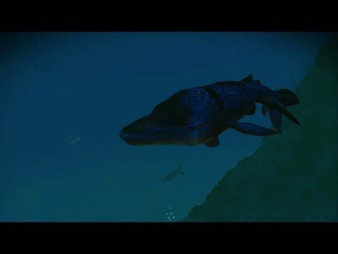 """Amazing Underwater Creature"" No Man's Sky - Planet Review - ""Faunica"""