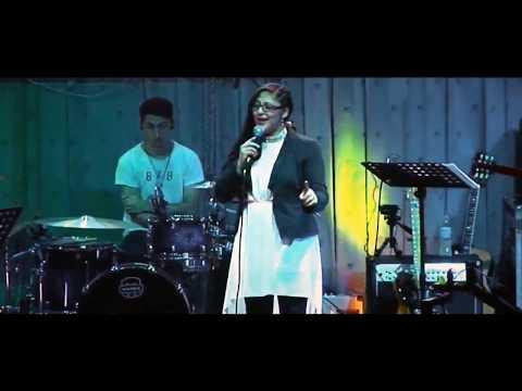Nicole Lazarte - Un Milagro Dios Hará (cover) - Final Cantando Para El
