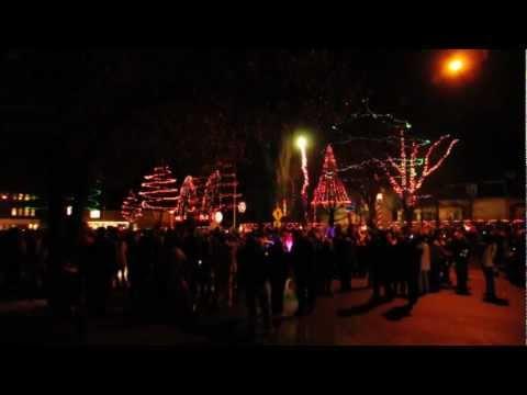 nonantum christmas tree lighting