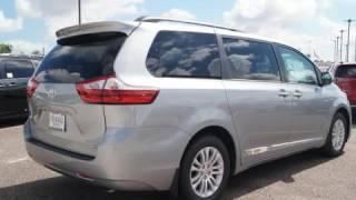 2017 toyota sienna xle premium 8 passenger