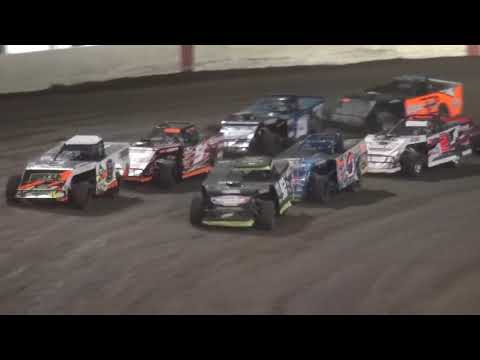 Darkside Topless Weekend Special Modified Heats 1-2 Farley Speedway 10/20/17