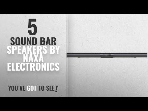 "top-5-naxa-electronics-sound-bar-speakers-[2018]:-42""-tv-sound-bar-with-amazon-alexa"