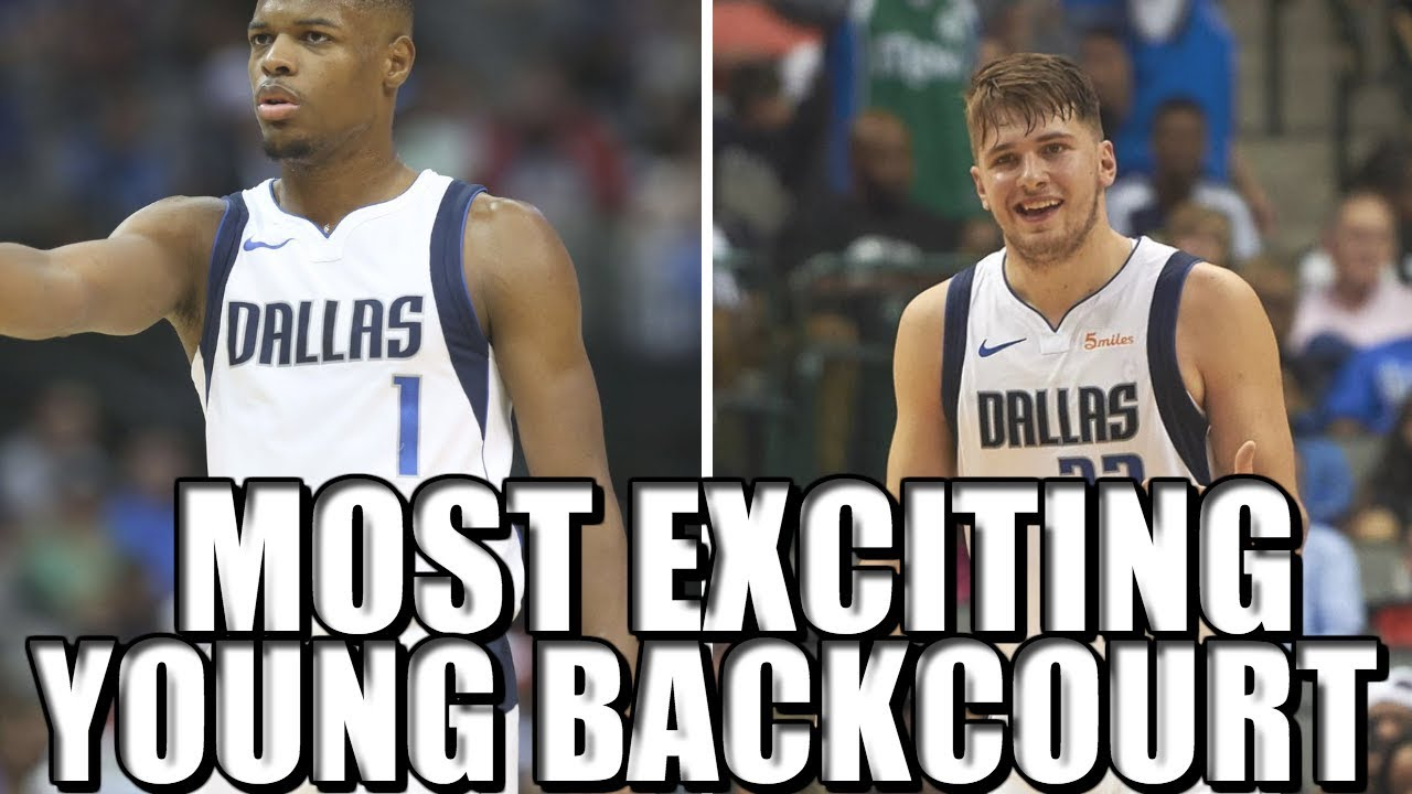 separation shoes d44eb 15971 Luka Doncic and Dennis Smith Junior are the Dallas Mavericks Future!