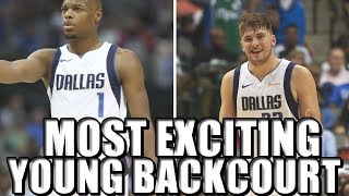 Luka Doncic and Dennis Smith Junior are the Dallas Mavericks Future!