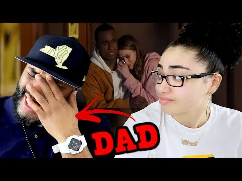 MY DAD REACTS TO Hopsin - The Old Us REACTION