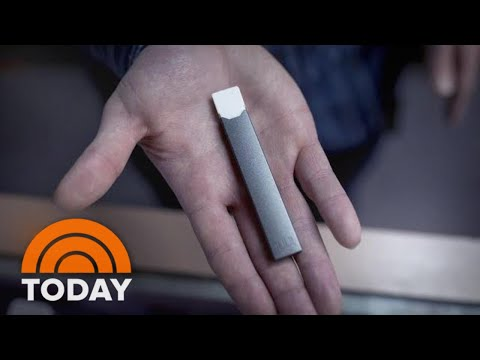 Is 'Juuling' Safe? What's Really Inside The Popular E-Cigarette | TODAY