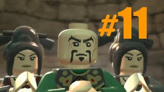 LEGO Pirates of the Caribbean #11 Singapore (walkthrough) Xbox one ( At Worlds End )