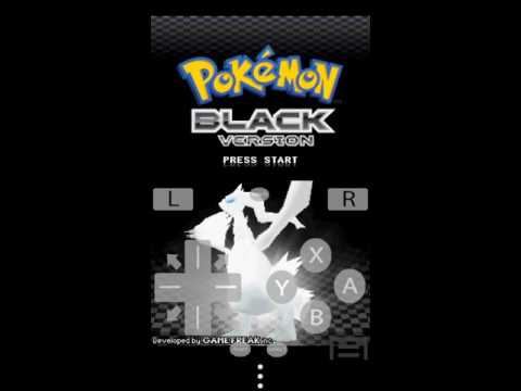 HOW TO GET POKÉMON BLACK AND WHITE ON ANDROID