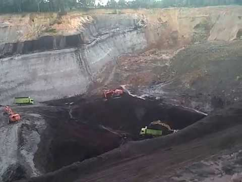 Coal Getting Activity