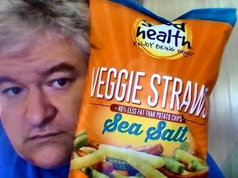 Good health veggie straws