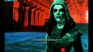 *SPOILERS* SWTor: Sith Warrior class story Act 3 -  Belsavis: A mass of assassins - Part 1 of 7