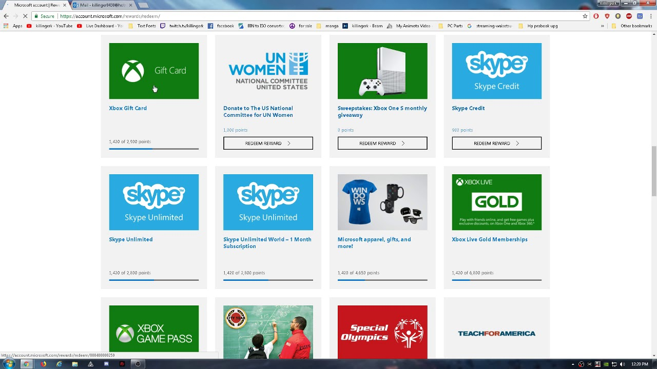 Watch How to Use Bing Rewards video