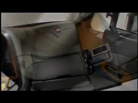 International ProStar interior video