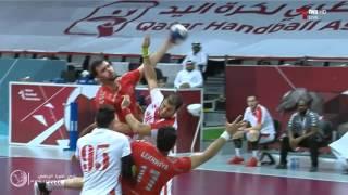 الشوط الأول | لخويا 32 - 29 العربي | ربع نهائي كأس الأمير لكرة اليد2016