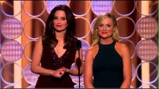 Golden Globes 2014 - Opening Monologue
