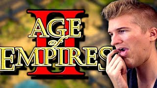 Trying Age of Empires for the First Time EVER