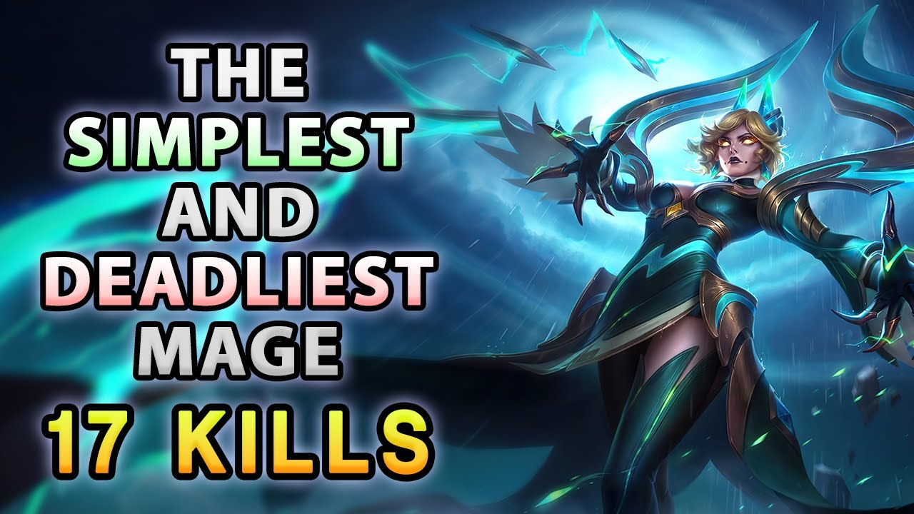 The Simplest and Deadliest Mage in Mobile Legends