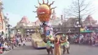 Disney's Once Upon A Dream Parade - Part 1