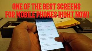 Samsung Galaxy S7 Edge DUOS Unboxing