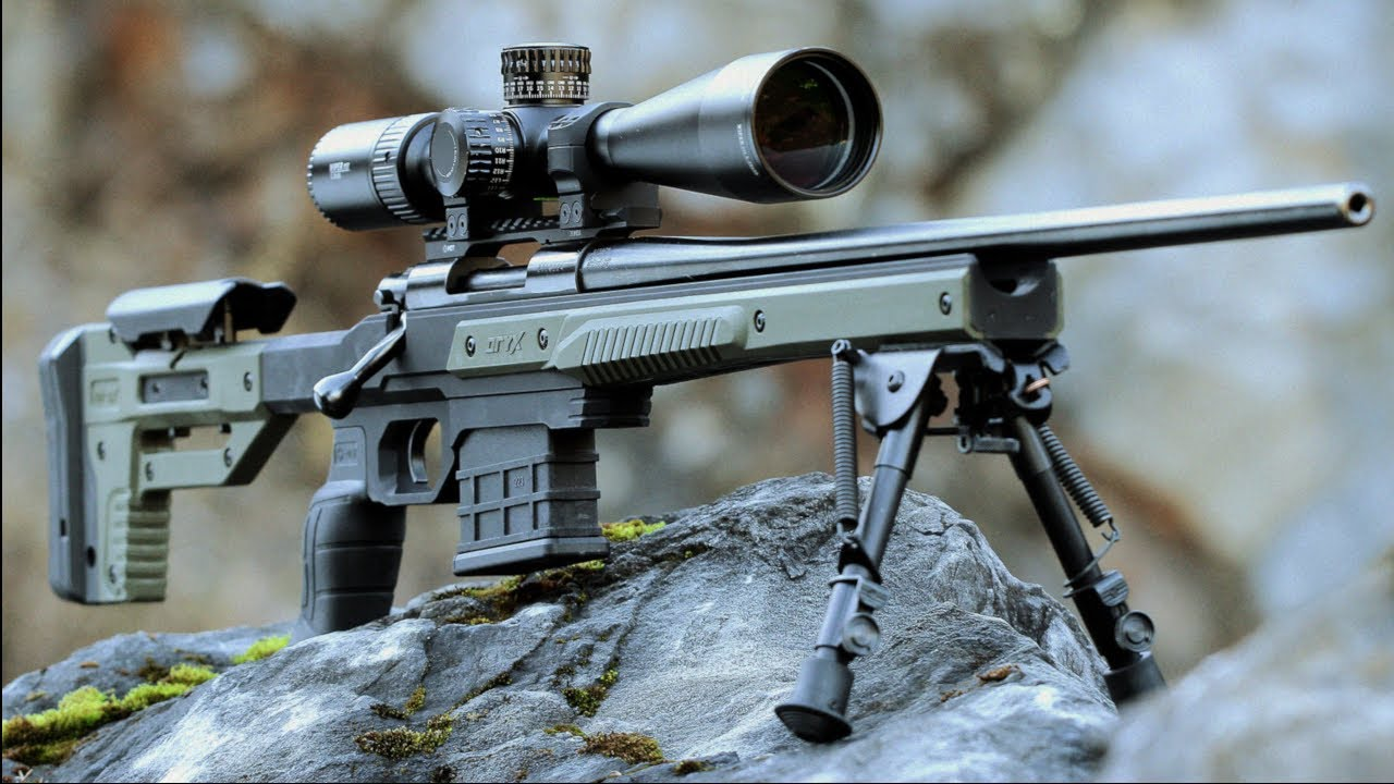 Best Bolt Action Rifles 2020