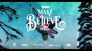 Make Believe Official Trailer - A 4K Ski & Snowboard Film