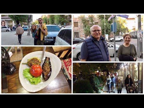 Yerevan, 04.10.21, Mo, MegaMall, Sayat Nova+Khanjyan, Hanrapetutyan+Tumanyan, Restoranum