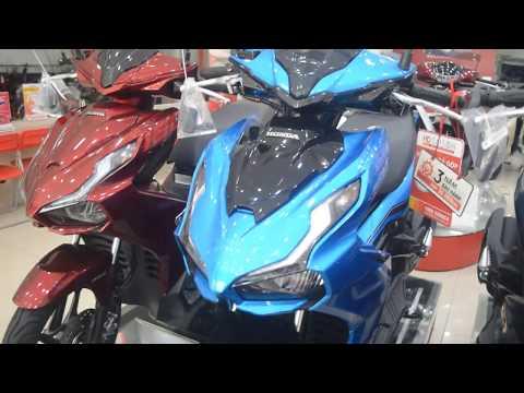 Giá Xe Máy Honda, Yamaha, Vespa - Piaggio Tháng Tết 2020 - Thị Trường Xe Máy Tết Tháng 1/2020