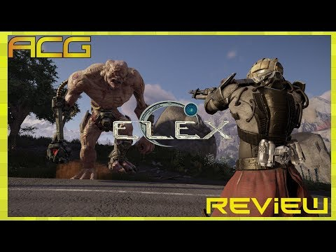 "Elex Review ""Buy,"