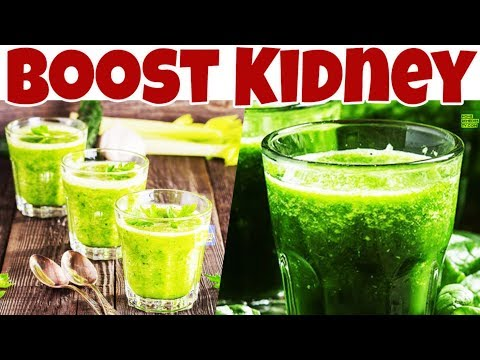 DRINK This Everyday To PEE OUT More Toxins! BOOST KIDNEY HEALTH & IMPROVE KIDNEY FUNCTION Naturally