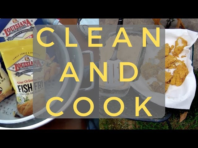 Clean And Cook