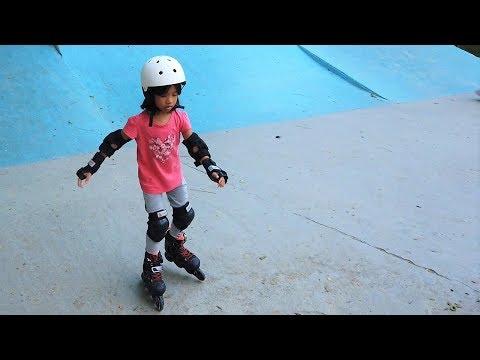 Sepatu Roda Untuk Pemula dan Bermain Sepatu Roda Anak Inline Skate Kid Sepatu Roda adalah salah satu mainan olah....