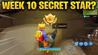 Semana 10 SECRET Battle Star Location Analysis from Loading Screen in Fortnite Season 6