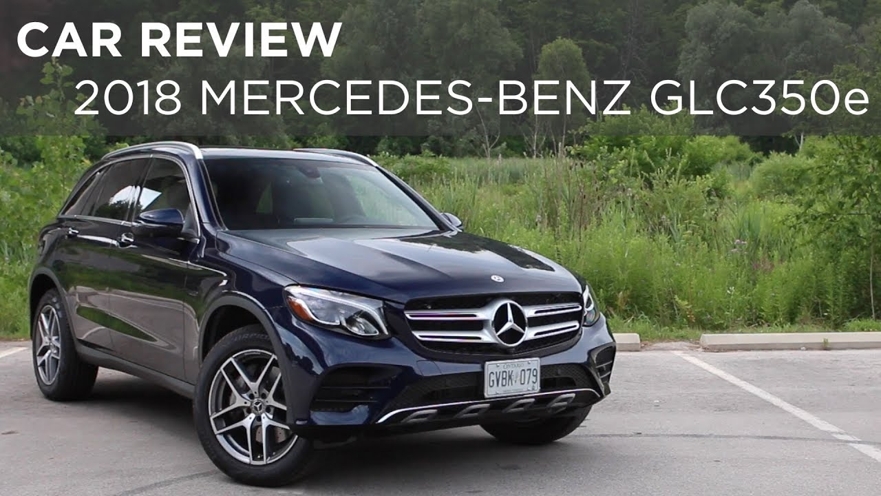 Suv Review 2018 Mercedes Benz Glc350e Driving Ca