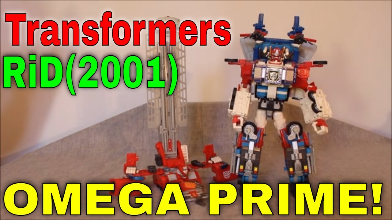 Omega Prime!! RiD 2001's answer to God Ginrai? By GotBot