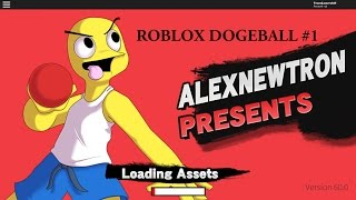 Roblox Dogeball (#1)
