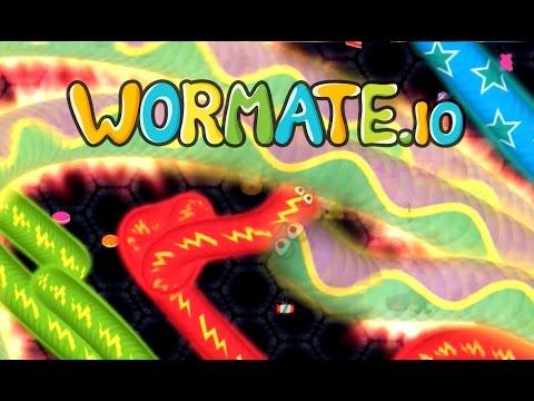 Wormate.io  BEST TRAP ESCAPE EVER!! + 81K Score