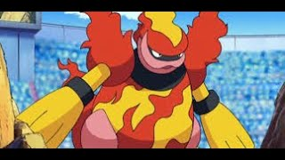 pokemon go magmar evolve to magmortar